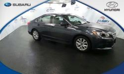 Come see this 2015 Subaru Legacy 2.5i Premium. Its Variable transmission and Regular Unleaded H-4 2.5 L/152 engine will keep you going. This Subaru Legacy has the following options: Wheels: 17 x 7.5 A