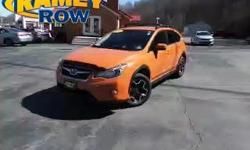 AWD! Best color! There isn't a nicer 2015 Subaru XV Crosstrek than this one-owner creampuff. Having had only one previous owner means that this superb XV Crosstrek is sure to be a favorite among our more educated buyers. Type your sentence here.  Options: