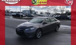*LOCALLY OWNED*. Call ASAP! At Mike Johnson's Hickory Toyota, YOU'RE #1! Thank you for taking the time to look at this great-looking 2015 Toyota Camry. You've never driven a sport trim Camry? Well, yo
