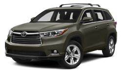AWD. Silver Bullet! Don't let the miles fool you! If you've been thirsting for the perfect 2015 Toyota Highlander, well stop your search right here. This terrific SUV is the one-owner find that is gua