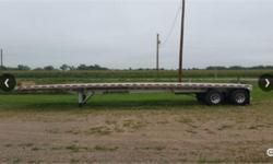 2015 Benson 48x102 for sale in Monticello, MN This trailer if Canada Lagal, fixed rear axle, sliding front axle. Please call 612-978-1455