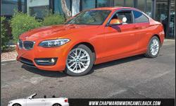 - 12th St and Camelback! Chapman BMW on Camelback March Mania Sales Event!! All Certified Pre Owned BMWS drastically reduced for quick sale!! Over 200 Certified Pre Owned BMWS in stock starting at $17