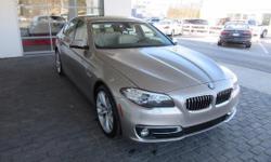 2016 BMW 5 Series 535i xDrive 29/20 Highway/City MPG  Options:  18 X 8.0 Light Alloy V-Spoke Wheels|Power Front Seats|Dakota Leather Upholstery|Anti-Theft Am/Fm/Cd Audio System|Lumbar Support|4-Wheel