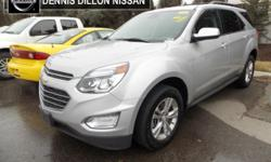 ** COME SEE WHY NO DENNIS DILLON NO RISK USED CAR IS THE ONLY CAR TO BUY!! ** CAR FAX ONE OWNER /// ALL WHEEL DRIVE /// PRICED RIGHT !!!!. Equinox LT, 4D Sport Utility, 2.4L 4-Cylinder SIDI DOHC VVT,