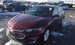 Recent Arrival! 1LT 1LT Priced below KBB Fair Purchase Price! Red Metallic 1.5L DOHC CARFAX One-Owner. Clean CARFAX. KALISPELL MONTANA EISINGER MOTORS. 37/27 Highway/City MPG  Awards: * 2016 IIHS Top