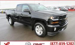 1-Owner New Vehicle Trade! LT 5.3 V8 Double Cab 4x4. Z71, Towing Package, Backup Camera, Leather Wrapped Steering Wheel, Steering Wheel Radio Controls, Automatic Dual Zone Air Conditioning, Remote Key
