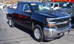 Introducing the 2016 Chevrolet Silverado 1500! A great truck at a great price! Chevrolet prioritized practicality, efficiency, and style by including: 1-touch window functionality, power door mirrors