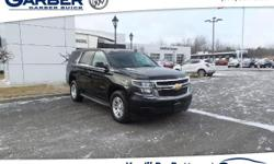Introducing the 2016 Chevrolet Tahoe LT! Featuring a 5.3L V8 with only 34,785 miles.THIS 2016 CHEVY TAHOE INCLUDES LEATHER SEATS, HEATED SEATS, BACK UP CAMERA, MEMORY SEATS, TOW PACKAGE, AND REMOTE START. STOP BY GARBER BUICK TODAY AND TAKE THIS SHARP