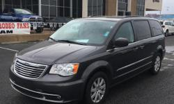 All the right toys! It just doesn't get any better!! This Town & Country is simply fantastic in every aspect. One of the finest cars around, you won't believe what you get for the money!! CARFAX 1 own