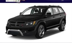 U pay what U see - no hidden qualifications required***No gimmicks, No games!!! This Dodge Journey Crossroad defines excellence in an SUV. It has the convenience of limitless boundaries paired with ci