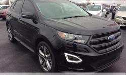 Ford Edge  Clean CARFAX. CARFAX One-Owner.  **Moonroof / Sunroof**, **Accident Free Carfax History Report**, **Leather Seats**, **Fresh Trade**, **Third Row**, **1 Owner**, **Great Service History**,
