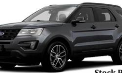Options:  2016 Ford Explorer Sport Suv 4D|Grey|Black|Vehicle Will Be Hand-Delivered.  Experience A Better Way To Shop With Us.  Our Cars Are Inspected By A Certified Technician|Have A Clean Carfax|And