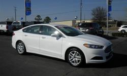 Crain Hyundai Of Fort Smith is pleased to be currently offering this 2016 Ford Fusion SE with 18,548 miles. Driven by many, but adored by more, the Ford Fusion SE is a perfect addition to any home. Th