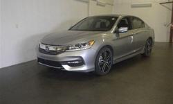 New In Stock* CARFAX 1 owner and buyback guarantee.. This gas-saving Accord will get you where you need to go* All smiles!! Accord, with less than 9k miles, pretty much brand new* Want to feel like yo
