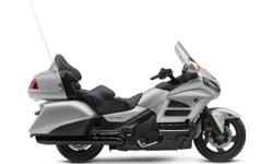 (562) 945-3494 GL18HPNMG 244404 Plan To Go Everywhere. No motorcycle has changed the concept of touring like the Honda Gold Wing. A horizontally opposed engine offering power performance and perfect s