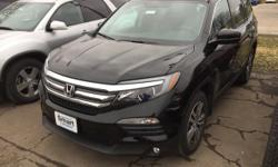 Thank you for visiting another one of Smart Honda's online listings! Please continue for more information on this 2016 Honda Pilot EX-L with 13,711 miles. A test drive can only tell you so much. Get a