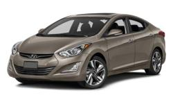2016 Hyundai Elantra Limited Recent Arrival! CARFAX One-Owner. Clean CARFAX. 36/27 Highway/City MPG  Awards: * 2016 KBB.com Best Buy Award Finalist * 2016 KBB.com 5-Year Cost to Own Awards Every pre-o