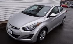 So roomy, it's like having box seats at the opera. Dutiful dials and dash.   Who could say no to a simply outstanding car like this charming-looking 2016 Hyundai Elantra? Climb into this wonderful Hyu