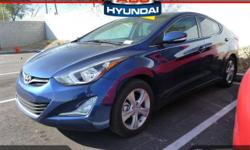 Hyundai Certified, ABS brakes, Alloy wheels, Electronic Stability Control, Heated door mirrors, Heated Front Bucket Seats, Heated front seats, Illuminated entry, Low tire pressure warning, Power moonr