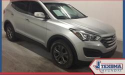 Texoma Hyundai is honored to present a wonderful example of pure vehicle design... this 2016 Hyundai Santa Fe Sport only has 0 miles on it and could potentially be the vehicle of your dreams! This Hyu
