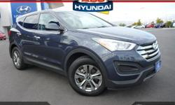 The definitive one owner automobile. The pride of single ownership really shines on this one. Put down the mouse because this superb 2016 Hyundai Santa Fe Sport is the one-owner SUV you've been lookin
