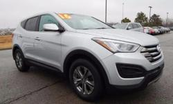 We are excited to offer this 2016 Hyundai Santa Fe Sport. Drive home in your new pre-owned vehicle with the knowledge you're fully backed by the CARFAX Buyback Guarantee. The Hyundai Santa Fe Sport is