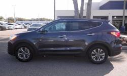 We are excited to offer this 2016 Hyundai Santa Fe Sport. This 2016 Hyundai Santa Fe Sport comes with a CARFAX Buyback Guarantee, which means you can buy with certainty. The Hyundai Santa Fe Sport is