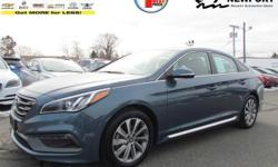 The new 2016 Hyundai Sonata in Middletown, RI gives drivers adaptability. Plus, the Sonata offers drivers 35 (MPG) on the highway. Get all of this for $22,655. The 2016 Hyundai Sonata only has 4,657 m