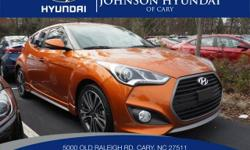 2016 Hyundai Veloster Turbo. Veloster Turbo, B & M Sport Shifter, Cargo Net, and Carpeted Floor Mats. 6 speed manual! Won't last long! This wonderful-looking and fun 2016 Hyundai Veloster is the gas-s