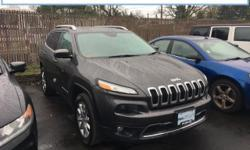 WOW!!! Check out this. 2016 Jeep Cherokee Limited Grey 2.4L 4-Cylinder SMPI SOHC Cherokee Limited, 4D Sport Utility, 2.4L 4-Cylinder SMPI SOHC, 9-Speed 948TE Automatic, 4WD, Grey. Clean CARFAX. KBB Fair Market Range High: $27,375 Priced below KBB Fair