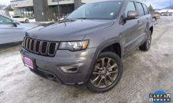 Options:  2016 Jeep Grand Cherokee Limited|Gray|6 Speakers|Am/Fm Radio: Siriusxm|Audio Memory|Gps Antenna Input|Mp3 Decoder|Radio Data System|Radio: Uconnect 5.0|Air Conditioning|Automatic Temperature