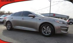 PREMIUM & KEY FEATURES ON THIS 2016 Kia Optima include, but not limited to:  This 2016 Kia Optima LX Turbo will sell fast Bluetooth, Satellite Radio, Save money at the pump knowing this Kia Optima get