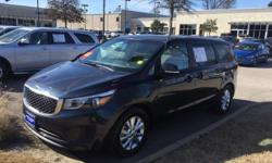 **10 YEAR 150,000 MILE LIMITED WARRANTY** see dealer for details, Backup Camera, **ONE OWNER**, and **CLEAN VEHICLE HISTORY REPORT***. LX Convenience Package (Dual Glovebox w/Cooling, Dual Power Slidi