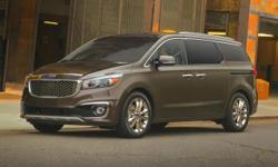 Awards:   * 2016 IIHS Top Safety Pick   * 2016 KBB.com Best Buy Award Finalist   * 2016 KBB.com 16 Best Family Cars Kia 2016 LX Gold  Options:  3.041 Axle Ratio|8-Passenger Seating|Yes Essentials Fabr