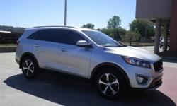 Thank you for your interest in one of Crain Hyundai Of Fort Smith's online offerings. Please continue for more information regarding this 2016 Kia Sorento EX with 19,267 miles. This Kia Sorento EX is