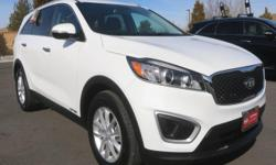 Dolan Mazda Kia is excited to share this vehicle with you. Are you interested in a simply great SUV? Then take a look at this good-looking 2016 Kia Sorento. Kia Certified Pre-Owned means you not only