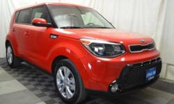 Kia Certified, GREAT MILES 5,752! PRICE DROP FROM $20,270, PRICED TO MOVE $1,200 below Kelley Blue Book!, EPA 31 MPG Hwy/24 MPG City! + trim. Satellite Radio, iPod/MP3 Input, Aluminum Wheels, Back-Up