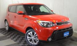 REDUCED FROM $20,270!, FUEL EFFICIENT 31 MPG Hwy/24 MPG City!, PRICED TO MOVE $600 below Kelley Blue Book! Kia Certified, CARFAX 1-Owner, ONLY 2,500 Miles! Satellite Radio, iPod/MP3 Input, Aluminum Wh