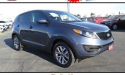 FUEL EFFICIENT 28 MPG Hwy/21 MPG City! Kia Certified, CARFAX 1-Owner, LOW MILES - 15,933! Bluetooth, CD Player, iPod/MP3 Input AND MORE!======KEY FEATURES INCLUDE: Satellite Radio, iPod/MP3 Input, Blu