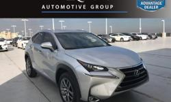 Brings the goods. This one's as sure as the sky is blue. Want to save some money? Get the NEW look for the used price on this outstanding-looking 2016 Lexus NX. It's got that fresh aroma that indicate