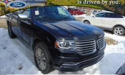 NAVIGATION!, MOON ROOF, SYNC 3, THX II SOUND, POWER HEATED/COOLED FRONT LEATHER SEATS, HEATED SECOND ROW LEATHER, GREAT VEHICLE HISTORY!, ONE OWNER NO ACCIDENTS, and BLUETOOTH. 4WD. Black Beauty! Come