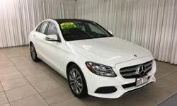 Contact Mercedes-Benz Of Honolulu today for information on dozens of vehicles like this 2016 Mercedes-Benz C-Class C300. The 2016 Mercedes-Benz offers compelling fuel-efficiency along with great value
