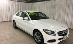 This outstanding example of a 2016 Mercedes-Benz C-Class C300 is offered by Mercedes-Benz Of Honolulu. Outstanding fuel economy and sleek styling are two great reasons to consider this Mercedes-Benz C