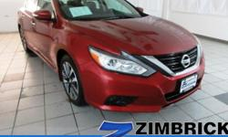 Options:  2016 Nissan Altima 4Dr Sdn I4 2.5 Sl|4 Cylinder Engine|4-Wheel Abs|4-Wheel Disc Brakes|A/C|Adjustable Steering Wheel|Aluminum Wheels|Am/Fm Stereo|Auto-Off Headlights|Back-Up Camera|Brake Ass