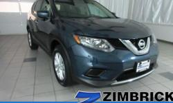 Options:  2016 Nissan Rogue Awd 4Dr Sv 4 Cylinder Engine 4-Wheel Abs 4-Wheel Disc Brakes A/C Adjustable Steering Wheel All Wheel Drive Aluminum Wheels Am/Fm Stereo Auto-Off Headlights Back-Up Camera Bluetooth Brake Assist Bucket Seats Cd Player Child