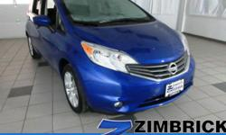 Options:  2016 Nissan Versa Note 5Dr Hb Cvt 1.6 Sl|4 Cylinder Engine|4-Wheel Abs|A/C|Adjustable Steering Wheel|Aluminum Wheels|Am/Fm Stereo|Back-Up Camera|Bluetooth|Brake Assist|Bucket Seats|Cd Player