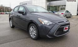 ONE OWNER, DEALER MAINTAINED, BOUGHT HERE AND SERVICED AT ANDREW TOYOTA SCION, LOCALLY OWNED, and CLEAN CARFAX. Come to the experts! How enticing is this attractive 2016 Scion iA? Scion Certified Pre-