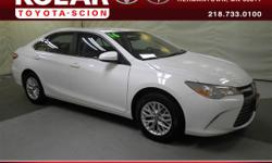 ONE Owner Per AUTO CHECK History Report and Clean Auto Check History Report. Camry LE and 16'' Alloy Wheels. Don't let the miles fool you! Imagine yourself behind the wheel of this outstanding 2016 To