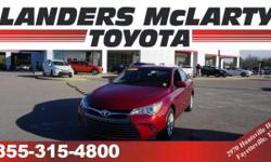 CarFax 1-Owner, This 2016 Toyota Camry will sell fast -Backup Camera ABS Brakes Based on the excellent condition of this vehicle, along with the options and color, this Toyota Camry is sure to sell fa