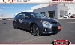 All advertised prices include $493.00 documentation/dealer handling charge and do not include taxes, registration fees, and/or finance charges. Stapp Interstate Toyota proudly presents this 2016 Toyot